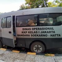 KKP Kelas I Soekarno Hatta : 1 (satu) Paket Barang Milik Negara (BMN) Berupa 3 Unit Kendaraan Roda Empat di Tangerang