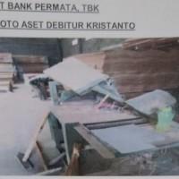 PT. Bank Permata,Tbk: 1 Paket barang bergerak berupa mesin-mesin  di Kelurahan Wates Kecamatan Magelang Utara Kota Magelang