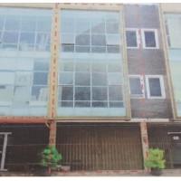 OCBC:  tanah seluas 57 m2, SHGB No. 12221 berikut bangunan Komplek Ruko Golden City Business, Blok C 12-A.