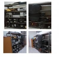 Balai Taman Nasional Gn. Merapi: 1 paket barang eks peralatan dan mesin kondisi rusak berat dilelang apa adanya