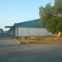 Kurator PT Jatisari dkk: TB & mesin2, total luas tanah 76.539 m2, di Jl. Raya Jakarta Cirebon Km. 104, Ds. Mekarsari Ds./Kec. Jatisari,