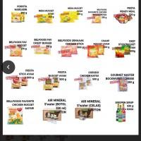 Lot 2. 1 (satu) paket produk daging ikan olahan frozen dalam kondisi apa adanya (PT PWU)