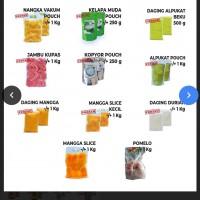 Lot 3. 1 (satu) paket produk buah frozen dalam kondisi apa adanya (PT PWU)