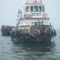 Pengadilan Agama Jakut -  1 (satu) unit kapal tongkang dan 1 (satu) unit Kapal Motor Tunda