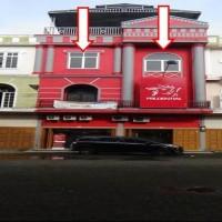 Lelang Eksekusi Ps 6 UUHT Bank PANIN : 2 bid T/B L. 128 m2, SHGB No. 1663 & 1664/Pangkalan Masyhur - Medan
