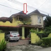 Lelang Eksekusi HT PT Bank Panin : T/B rumah luas 521 m² sesuai SHM No. 705/Suka Maju - Medan