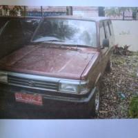 Kanwil BPN Kalimanatan Selatan melelang 1 unit mobil Toyota Kijang Super KF 40 tahun 1993 Nopol DA 432 P