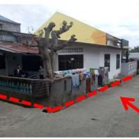 PT. PNM. Lot.1. Sebidang Tanah berikut Bangunan sesuai SHM No. 01920, Luas tanah 180 m², terletak di Kec. Bara Kota Palopo
