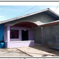 PT. PNM. Lot 5. Sebidang Tanah berikut Bangunan sesuai SHM No. 357, Luas tanah 609 m², terletak diKec. Towuti Kab. Luwu Timur