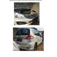 Lot 8 Kurator Abu Tours: 1 unit mobilSUZUKI ERTIGA, tahun 2015, Nomor Polisi B 1108 WOF, Nomor Rangka MHYKZE81SFJ310869