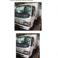 Lot 9 Kurator Abu Tours: 1 unit mobil ISUZU NHR 55 CC E2 – 1,   tahun 2014,  Nomor   Polisi  B 9974 KCC,  Nomor Rangka  MHCNHR55EEJ057