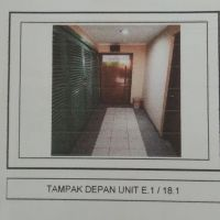 Pusat Pemulihan Aset Kejaksaan RI: 4. 1 (satu) unit apartemen luas 94 M² terletak di rumah susun hunian non hunian Graha Cempaka Mas Jl