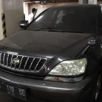 KPP Madya Jakut 2 ; Toyota Hilux PU 2.0L MT, tahun 2011 warna hitam metalik, No. Pol. B 9252 UAC