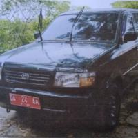 Kanwil BPN Kalimantan Selatan melelang 1 unit mobil Toyota Kijang Super KF 80  Nopol DA 24 AA (tanpa BPKB dan tanpa STNK)