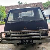 Kejaksaan Negeri Sragen_2. 1 (satu) unit mobil pickup mitsubishi L300 tahun 1995, STNK ada, BPKB tidak ada