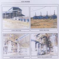 Pailit PT. AMB : 1 (satu paket) harta pailit, tanah, bangunan, mesin-mesin, kondisi  apa adanya, Kec. Tayan Hilir, Kab. Sanggau