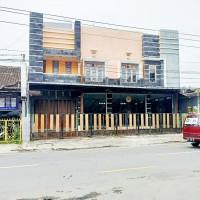 BRI KC Yogyakarta Cikditiro, 1 bidang tanah berikut bangunan di atasnya SHM 1454 Luas 210 m2 di Brontokusuman, Mergangsan, Kota Yogyakarta