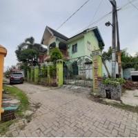 BNI Medan-3. tanah total luas 204 m2 dan bangunannya di Komp. Villa Mutiara Blok I No.1, Kel. Harjosari II, Kec. Medan Amplas, Kota Medan