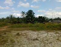 4. PT. BRi Cab. Pangkalpinang Sebidang tanah seluas 3.000 M2 sesuai SHM No. 360 Kelurahan Air Limau