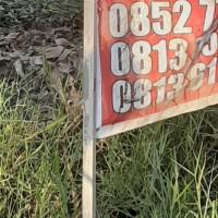 3.BRI Cabang Stabat, Sebidang tanah seluas 2.800 m2 terletak di Desa Stabat Lama Kec Stabat Kab Langkat