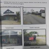 Mandiri Kanwil Papua: tanah luas 197 m2 berikut bangunan gudang di atasnya SHM 1208, di Mimika Baru, Mimika
