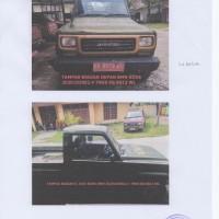 BKSDA 2 : 3 Unit mobil terdiri dari : 2 Daihatsu/F70 : KB 8013 WL, KB 8414 AF, dan 1 Mitsubishi/L 200