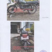 BKSDA 3 : 4 unit Sepeda Motor : 2 unit Kawasaki/KLX, 1 unit Yamaha/YT, 1 unit Bosowa Hyosong RX 125