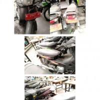 Sepeda Motor, Merk/Tipe Honda C100 ML, Nopol N 2627 AP, Tahun 2003