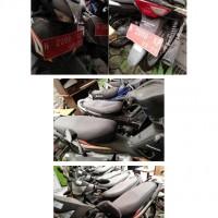 Sepeda Motor, Merk/Tipe Honda NF 100 SL, Nopol N 2098 AP, Tahun 2006