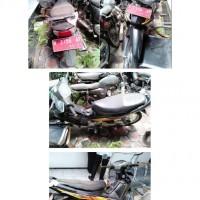 Sepeda Motor, Merk/Tipe Honda NF125S, Nopol N 2156 AP, Tahun 2006