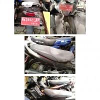 Sepeda Motor, Merk/Tipe Honda NF125TD, Nopol N 3992 AP, Tahun 2009