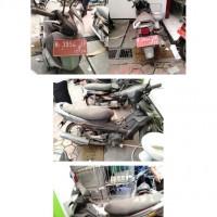 Sepeda Motor, Merk/Tipe Honda NF125TD, Nopol N 3994 AP, Tahun 2009