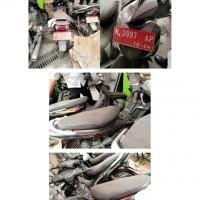 Sepeda Motor, Merk/Tipe Honda NF125TD, Nopol N 3997 AP, Tahun 2009