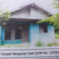 PT BNI: SHM No. 13720 lt 485 m2 di Jalan Pulau Singkep (dh Pulau Legundi RT 03) Sukabumi, Bandar Lampung