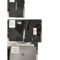 LOT 25 / 14 (empat belas) unit laptop/note book milik Pemerintah Kota Palu. Kondisi rusak berat.