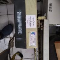 LOT 28 / 1 (satu) unit mesin ketik manual standar (14-16) brother milik Pemerintah Kota Palu. Kondisi rusak berat.