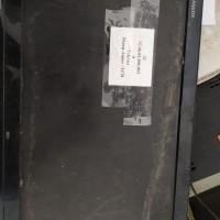 LOT 29 / 1 (satu) unit televisi sharp-aquos/LCD milik Pemerintah Kota Palu. Kondisi rusak berat.