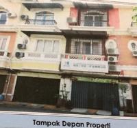 Kurator PT Mitra Sarana Sukses Internasional dan Sukiman UN (Dalam Pailit) :- Sebidang tanah seluas 67 M2 berikut bangunan Komplek City Reso