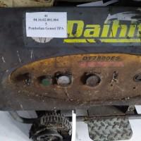 LOT 32 / 1 (satu) unit pembelian genset TPA milik Pemerintah Kota Palu. Kondisi rusak berat.