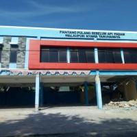 LOT 34 / 1 (satu) paket Material bongkaran bangunan kantor pemadam kebakaran Kota Palu milik Pemerintah Kota Palu.