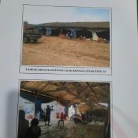 PN BREBES : 1 bidang tanah dan bangunan dengan total luas 1520 m2 di Kabupaten  Brebes