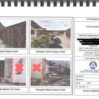 PN Sleman, 1 bidang tanah berikut bangunan dan segala sesuatu di atasnya SHM 06763 Luas 207m2 di Gorongan, Condongcatur, Depok, Sleman