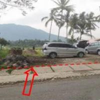 Kejagung 1. Tanah kosong, LT 1.400 m2 di Jl.Raya Cipanas, Ds.Lengensari, Kec.Tarogong Kaler, Kab.Garut
