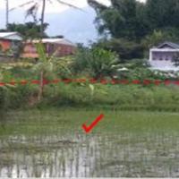 Kejagung 4. 1 paket sawah, LT 1.165 m2, 2.430 m2 & 1.235 m2 di Blok Gordah & Lintung, Ds.Jayawaras, Kec.Tarogong Kidul, Kab.Garut