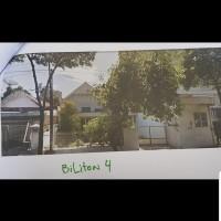 Sebidang tanah berikut bangunan diatasnya sesuai SHM No.433,LT.545 M2,terletak di Jl.Biliton,Kel/Kec.Gubeng, Surabaya