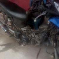 PEMKAB KAUR - Lot.4: 1 Unit Motor Honda NF 125 TR, Tahun 2012, Nopol BD 2736 WY, kondisi rusak berat