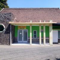 Bangunan Gedung Kantor Permanen Bangunan RSU untuk Dibongkar milik Pemkot Malang