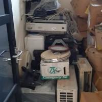 1 (satu) paket  BMN berupa Peralatan dan Mesin sejumlah kondisi rusak berat milik KPPN Rangkasbitung