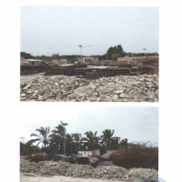 BPTDWILII - 1 (satu) paket Bangunan Terminal Tipe A Tanjung Pinggir yang akan dibongkar dalam kondisi rusak berat