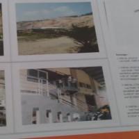4 bidang tanah dengan total luas 41.210 m2 berikut bangunan kantor, work shop, mess di Bandar Lampung